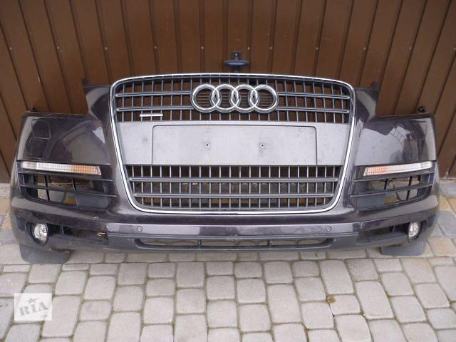 купить бу б/у Детали кузова Бампер передний Легковой Audi Q7 в Луцке