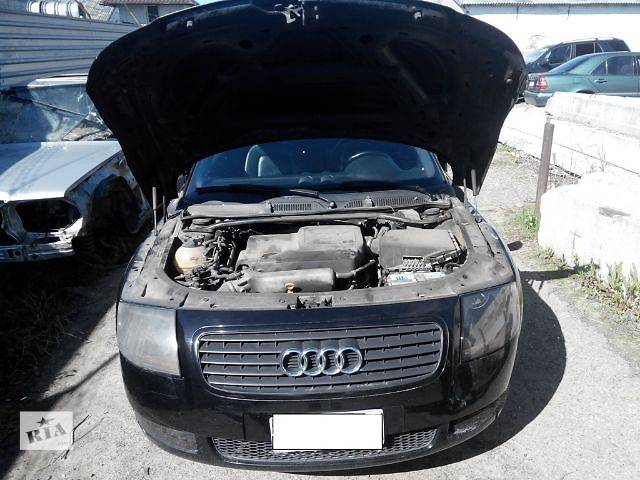 бу б/у Детали кузова Бампер передний Легковой Audi TT 2001 в Львове