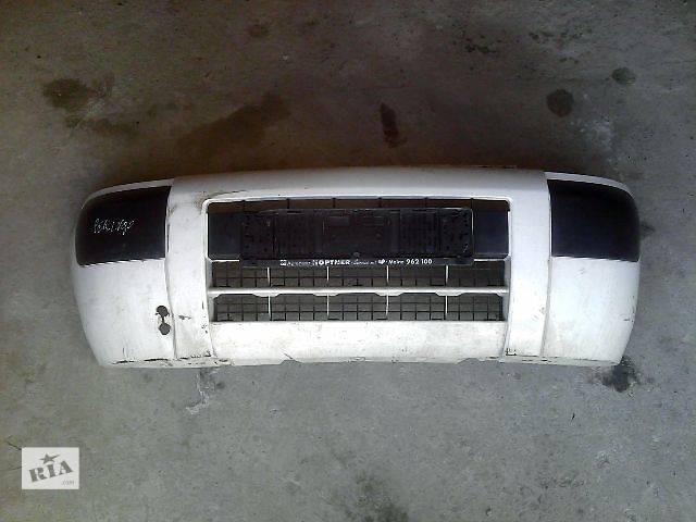 купить бу б/у Детали кузова Бампер передний Легковой Citroen Berlingo 2004 в Ивано-Франковске