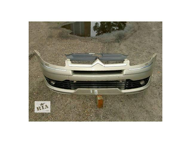 продам б/у Детали кузова Бампер передний Легковой Citroen C4 2008 бу в Днепре (Днепропетровске)
