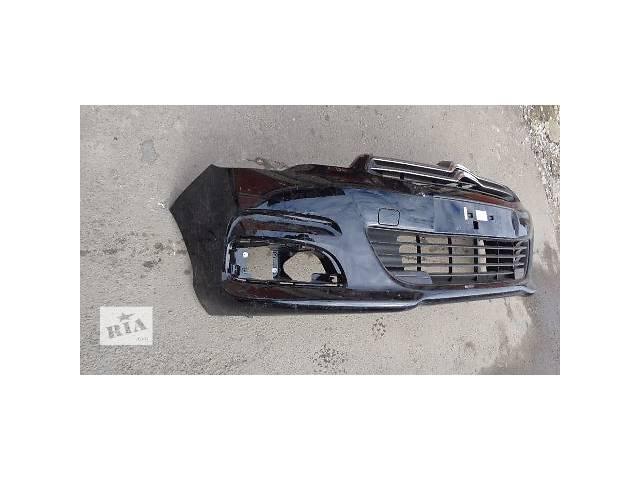 продам б/у Детали кузова Бампер передний Легковой Citroen C4 бу в Львове