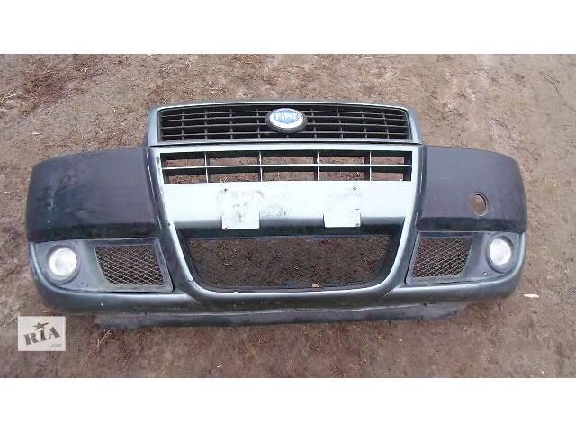 б/у Детали кузова Бампер передний Легковой Fiat Doblo 2007- объявление о продаже  в Ковеле