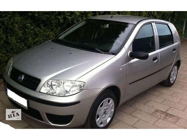 продам б/у Детали кузова Бампер передний Легковой Fiat Punto 2006 бу в Львове