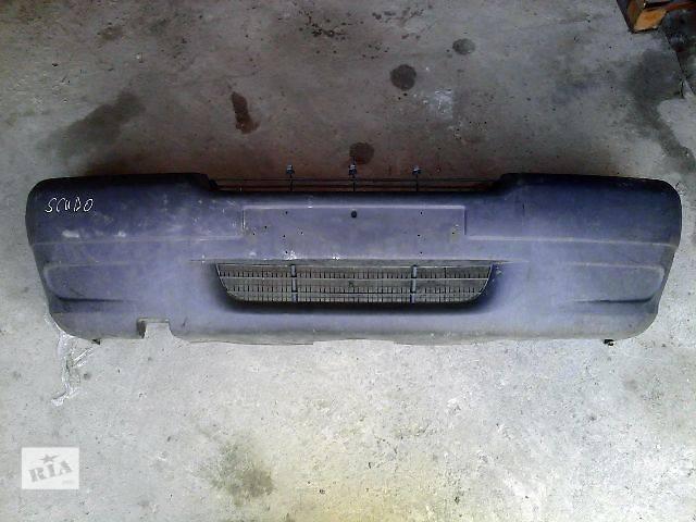 продам б/у Детали кузова Бампер передний Легковой Fiat Scudo 2000 бу в Ивано-Франковске