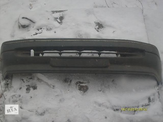 купить бу Б/у Детали кузова Бампер передний Легковой Ford Escort Хэтчбек 1991 в Самборе