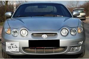 б/у Бампер передний Hyundai Coupe