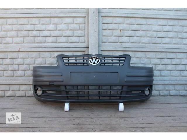 бу б/у Детали кузова Бампер передний Легковой Кади Volkswagen Caddy в Львове
