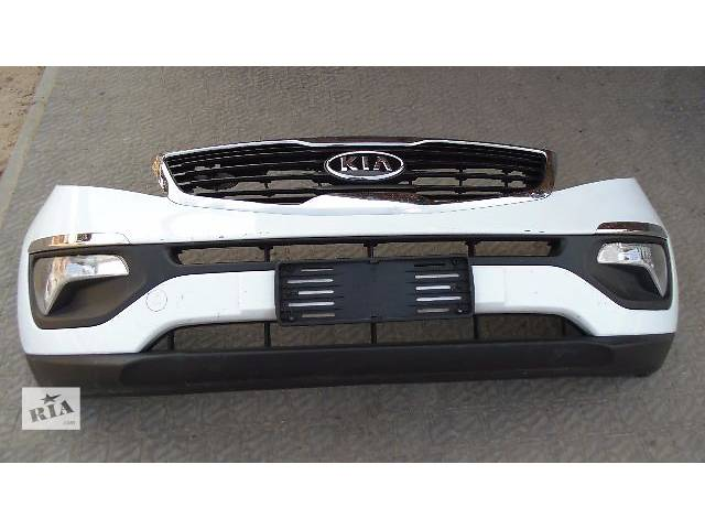 б/у Детали кузова Бампер передний Легковой Kia Sportage 2011- объявление о продаже  в Ковеле