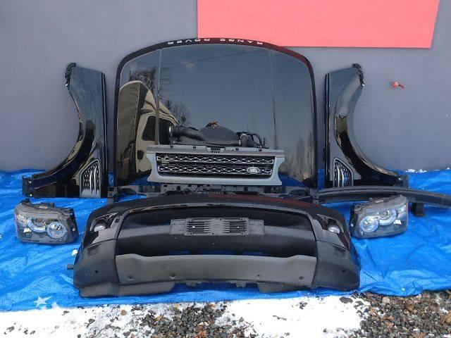 Б/у Детали кузова Бампер передний Легковой Land Rover Range Rover Sport 2009- объявление о продаже  в Киеве
