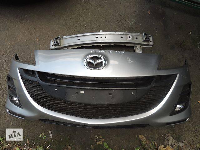 продам б/у Детали кузова Бампер передний Легковой Mazda 3 2010 бу в Ровно