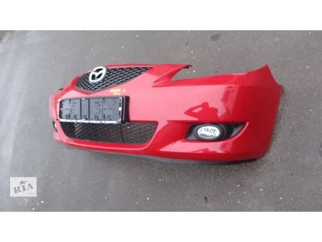 продам б/у Детали кузова Бампер передний Легковой Mazda 3 бу в Львове