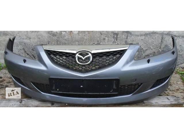 купить бу б/у Детали кузова Бампер передний Легковой Mazda 6 2006 в Киеве