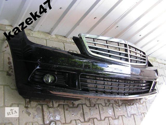 продам б/у Детали кузова Бампер передний Легковой Mercedes C-Class w204 бу в Киеве