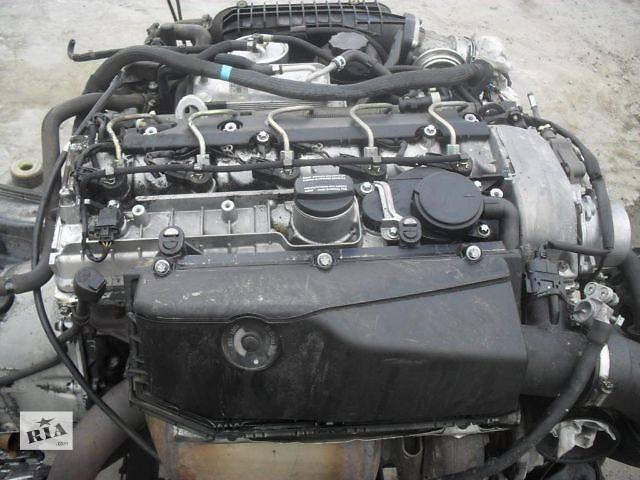 бу б/у Детали двигателя Двигатель Легковой Mercedes ML 270 внедорожник 2004 в Черновцах