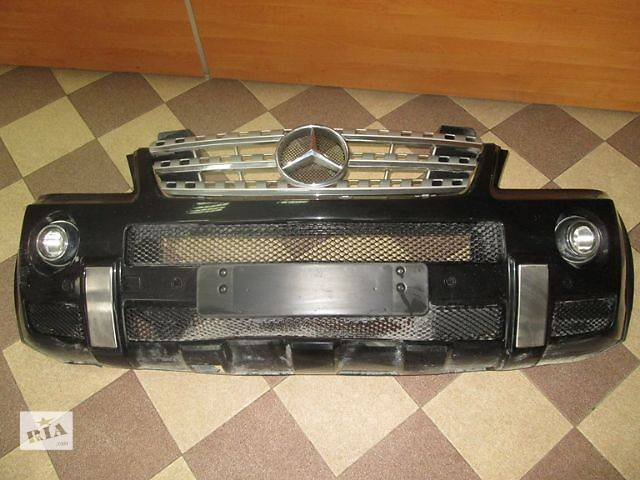 купить бу б/у Детали кузова Бампер передний Легковой Mercedes ML320CDI 2007 в Черновцах