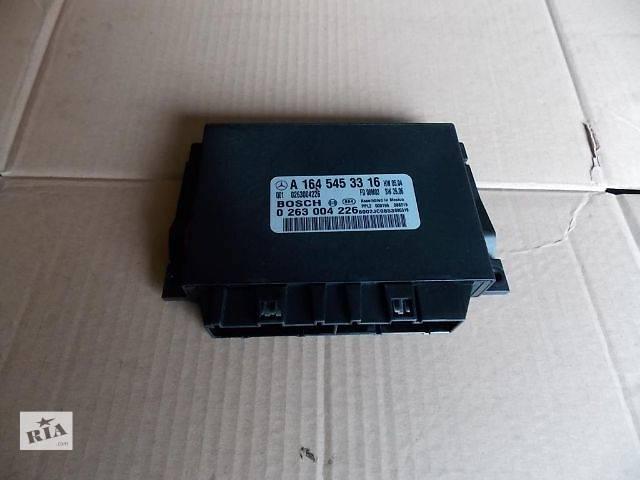 продам б/у Электрооборудование кузова Блок управления пактроника PTS Легковой Mercedes ML 320 2007 бу в Черновцах