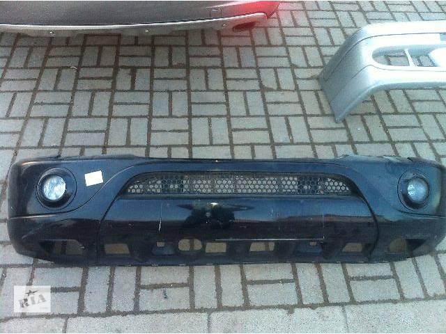 бу б/у Детали кузова Бампер передний Легковой Mercedes ML 55 AMG Седан 2005 в Черновцах