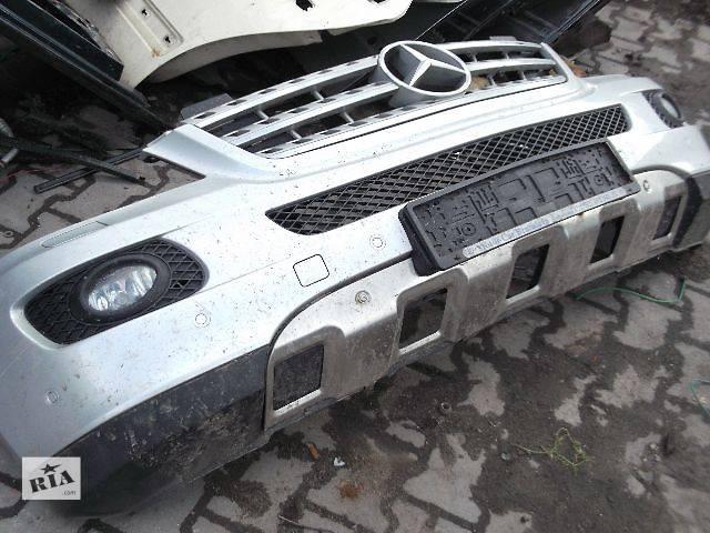 б/у Детали кузова Бампер передний Легковой Mercedes ML-Class 2008- объявление о продаже  в Львове