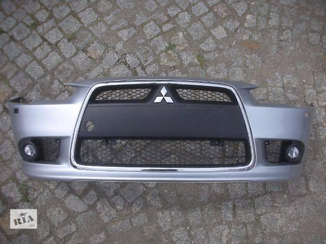 бу б/у Детали кузова Бампер передний Легковой Mitsubishi Lancer X в Луцке