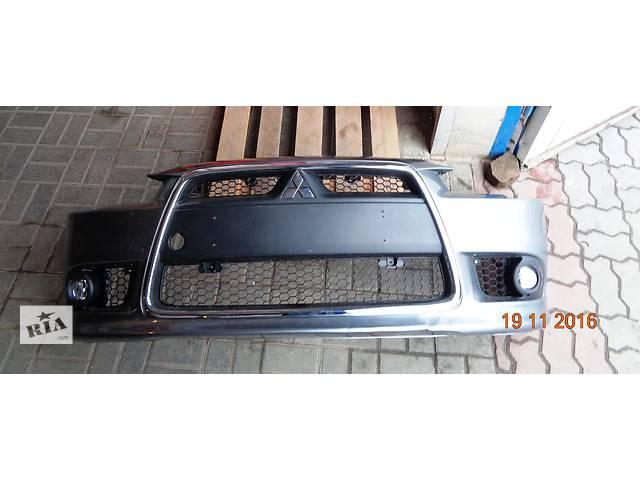 продам б/у Детали кузова Бампер передний Легковой Mitsubishi Lancer X бу в Луцке