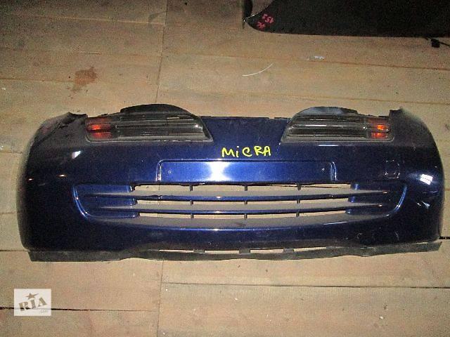 продам Бампер передний Nissan Micra 2006 бу в Ковеле