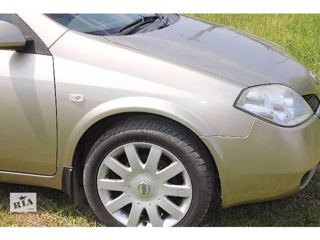 продам б/у Детали кузова Бампер передний Легковой Nissan Primera 2003 бу в Костополе
