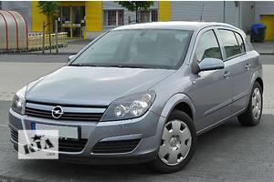 б/у Бамперы передние Opel Astra H Hatchback