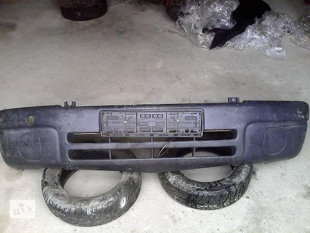 бу б/у Детали кузова Бампер передний Легковой Opel Movano 2002 в Ивано-Франковске