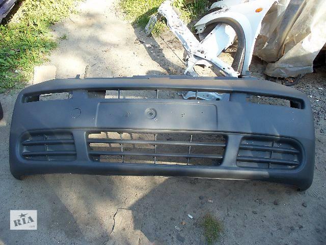 б/у Детали кузова Бампер передний Легковой Opel Vivaro- объявление о продаже  в Ковеле