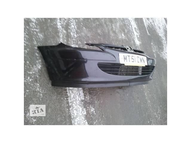 купить бу Б/у Детали кузова Бампер передний Легковой Peugeot 307 в Львове