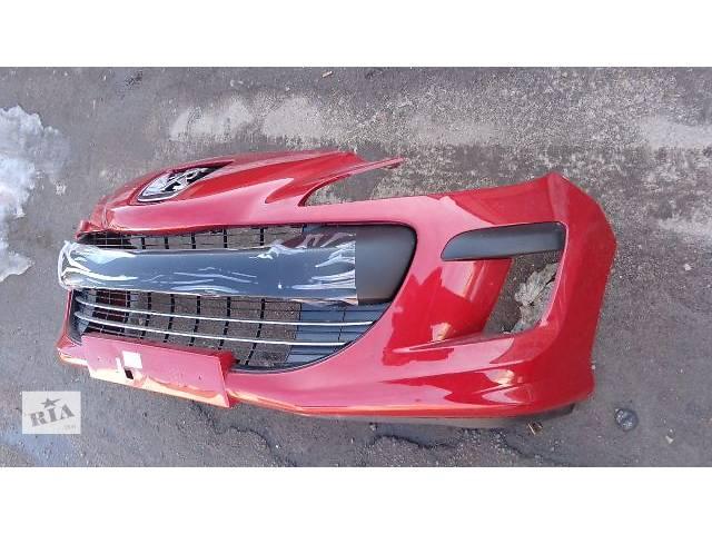 купить бу Б/у Детали кузова Бампер передний Легковой Peugeot 308 в Львове
