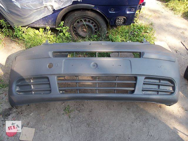купить бу б/у Детали кузова Бампер передний Легковой Renault Trafic в Ковеле