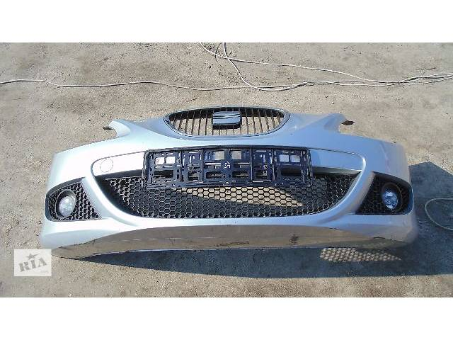 купить бу б/у Детали кузова Бампер передний Легковой Seat Leon 2008 в Ковеле