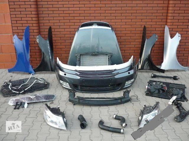 продам б/у Детали кузова Бампер передний Легковой Skoda Octavia A5 Седан 2012 бу в Полтаве