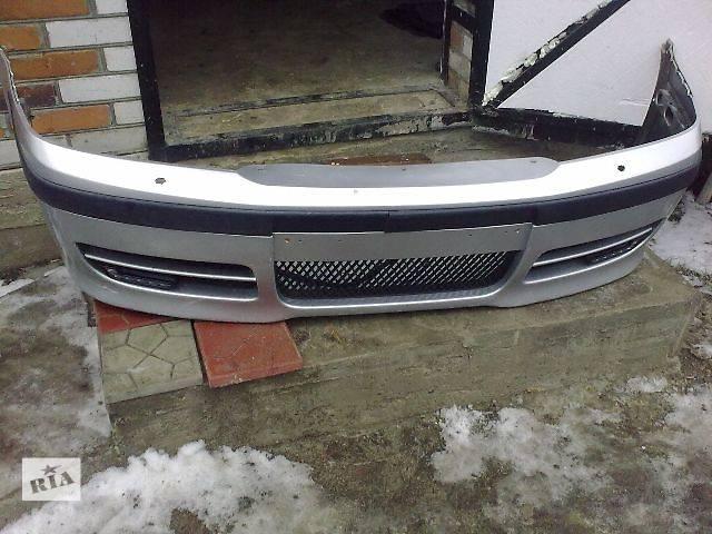 купить бу б/у Детали кузова Бампер передний Легковой Skoda Octavia RS 2008 в Умани