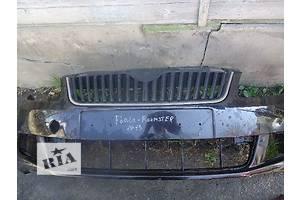 б/у Бампер передний Skoda Roomster