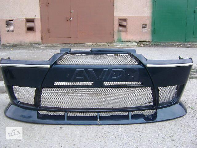 купить бу б/у Детали кузова Бампер передний Легковой ВАЗ 2115 Седан 2010 в Тернополе