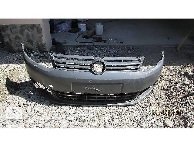 продам Б/у бампер передний для легкового авто Volkswagen Caddy 2011 бу в Хусте