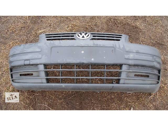 купить бу б/у Детали кузова Бампер передний Легковой Volkswagen Caddy 2007 в Ковеле