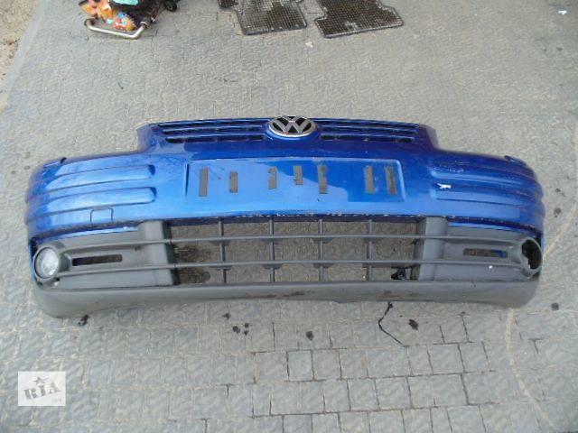 бу б/у Детали кузова Бампер передний Легковой Volkswagen Caddy 2007 в Ковеле