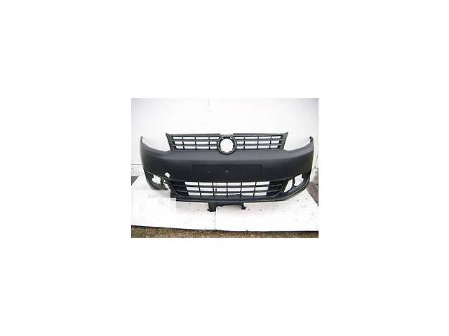 купить бу б/у Детали кузова Бампер передний Легковой Volkswagen Caddy Грузовой Универсал 2007 в Житомире