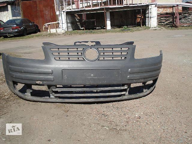 купить бу б/у Детали кузова Бампер передний Легковой Volkswagen Caddy Универсал 2006 в Житомире
