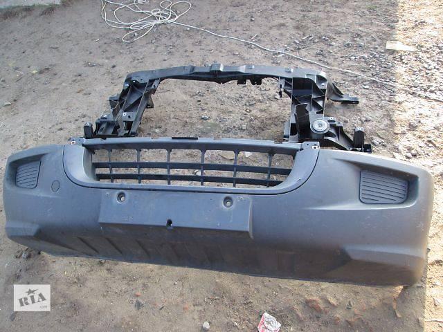 бу б/у Детали кузова Бампер передний Легковой Volkswagen Crafter 2008 в Ковеле
