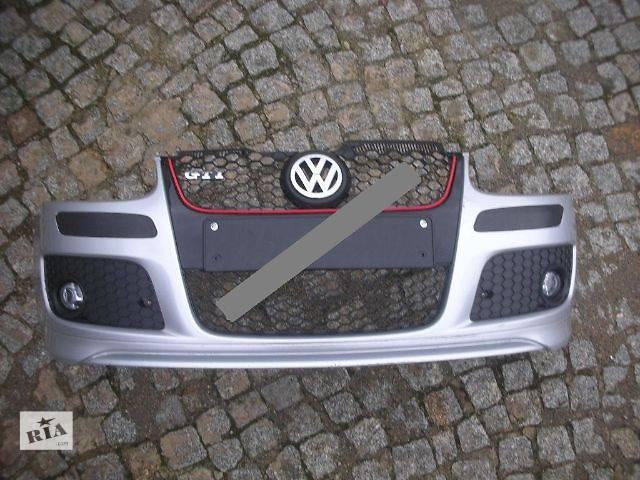 бу б/у Детали кузова Бампер передний Легковой Volkswagen Golf GTI в Луцке