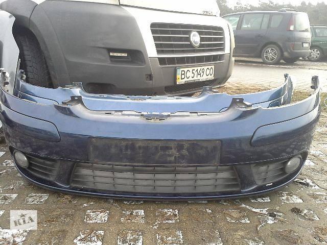бу б/у Детали кузова Бампер передний Легковой Volkswagen Golf Plus в Львове