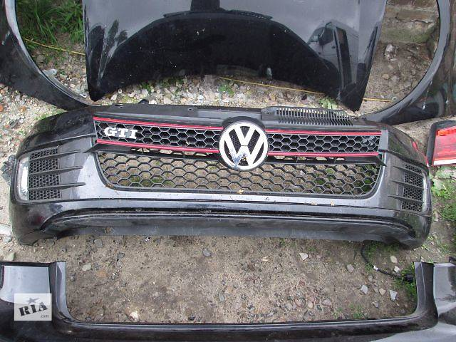 продам б/у Детали кузова Бампер передний Легковой Volkswagen Golf VI GTI 2011 бу в Ковеле