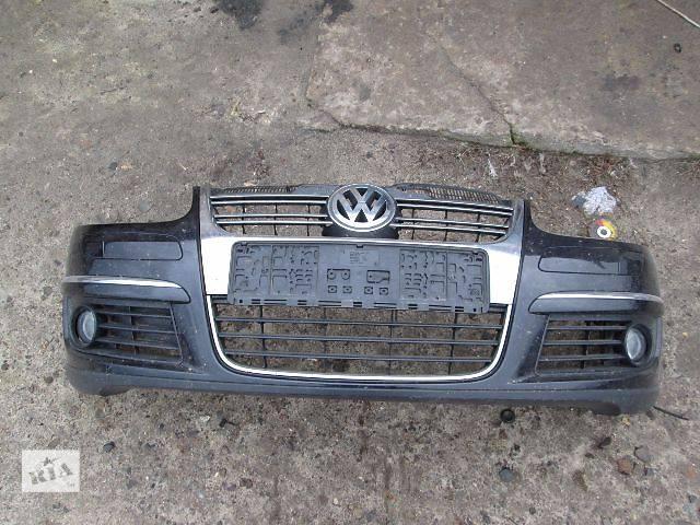 б/у Детали кузова Бампер передний Легковой Volkswagen Jetta 2007- объявление о продаже  в Ковеле