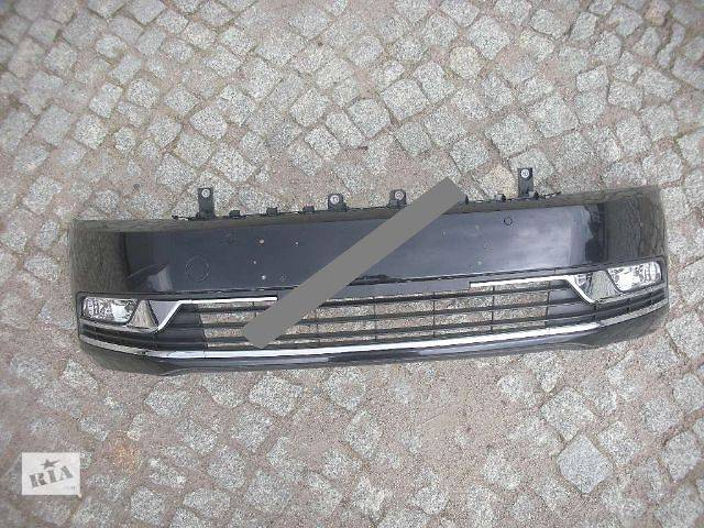 продам б/у Детали кузова Бампер передний Легковой Volkswagen Passat B7 бу в Луцке
