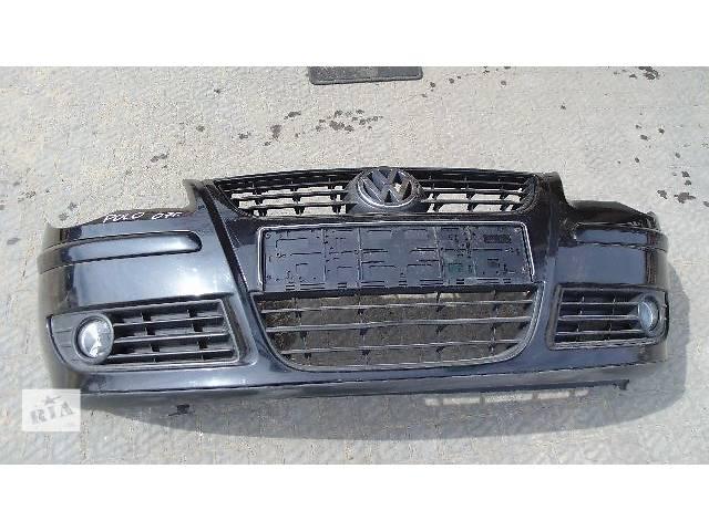 продам б/у Детали кузова Бампер передний Легковой Volkswagen Polo 2007 бу в Ковеле
