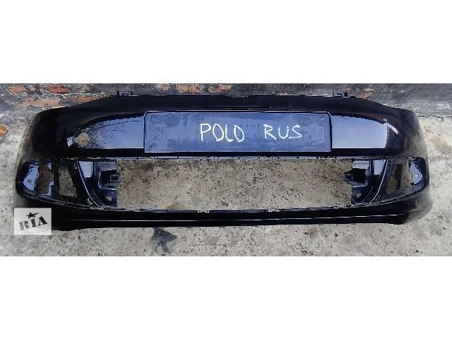 б/у Детали кузова Бампер передний Легковой Volkswagen Polo Седан 2012- объявление о продаже  в Полтаве